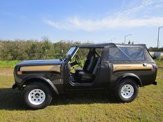 1977 International Harvester : Scout SSII (Soft Top Safari / Super Scout)