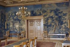 gobelin in kastelen - Raadhuis Den Bosch