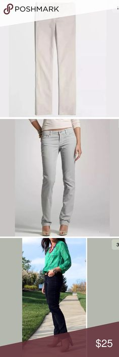 "J CREW Factory Matchstick straight cord pant 28 s J CREW Factory Matchstick straight narrow cord pant Sea Salt cream champagne    100% AUTHENTIC GUARANTEED!!!   Cotton with a hint of stretch. Sits on hips. Slim through hip and thigh, with a straight, narrow leg. Traditional 5-pocket styling. Short: 30"" inseam. Machine wash. RETAIL: $79.50 New with tags.  COLOR: VCH Cream (sea salt or champage?). Other colors shown only for fit.  MATERIAL: 99% cotton, 1% spandex.  SIZE: US 28 Short  STYLE…"