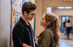 This Friday, Anna Todd's best-selling novel After gets the live-action treatment. Ahead of its release this Friday, we sat down with stars Hero Fiennes Tiffin and Josephine Langford to talk about the film. Movie Couples, Cute Couples, Hardin After, After Fanfiction, Hessa, Milla Jovovich, Romantic Movies, Movies 2019, Zachary Levi