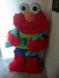 Elmo piñata