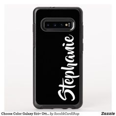 Shop Choose Color Galaxy Otterbox Black White OtterBox Samsung Galaxy Case created by SocolikCardShop. Black Hole Singularity, Hubble Photos, Galaxy Space, Love To Shop, Galaxies, Unique Gifts, Samsung Galaxy, Black And White, Solid Black