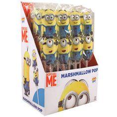 marshmallow minion