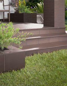 Klinker maro Simple Brown Opoczno Flooring, Brown, Simple, Plants, Design, Travertine, Wood Flooring, Brown Colors