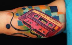 110 Charming Music Tattoo Designs nice