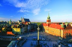 Promenade in Warsaw – A great experience