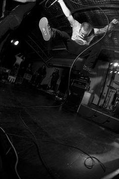 Jonathan Vigil// the Ghost Inside.
