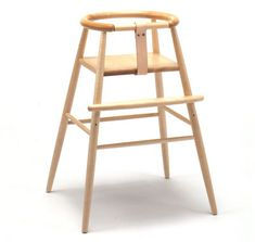 Nanna Ditzel high chair via Kitani