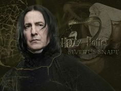 ~ Harry Potters † Professor Severus Snape ~