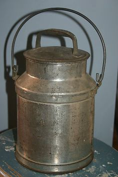 Old Milk Can (Insulated)