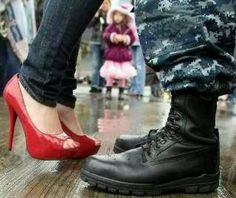 I want the red heels <3