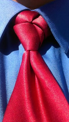 The Rose Knot. how to video