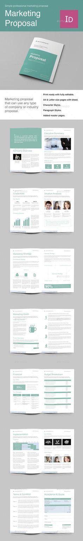 Marketing Proposal Design Tempalte Download: http://graphicriver.net/item/marketing-proposal/12929692?ref=ksioks