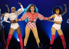 Beyonce's Formation World Tour