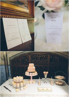 Jen & Andy | Birmingham, England Wedding. sweets table. Paper Please stationary. Daniel Lateulade Photography