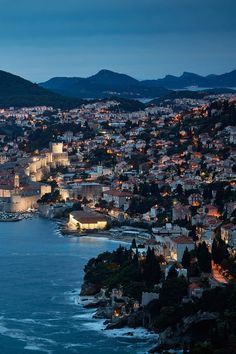Dubrovnik, Croatia: New ways to enjoy a gem on the Dalmatian Coast. #6 on @nytimes's list of 52 Places to Go in 2017 (Photo: Andy Haslam for The New York Times)