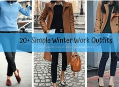 20+ Simple Winter Work Outfits Casual Work Outfits, Winter Outfits For Work, Work Casual, Young Work Outfit, Cropped Blazer, Pretty Designs, Winter Jackets Women, Office Fashion, Get Dressed