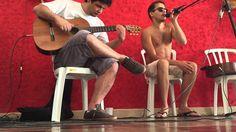 Tiguera: Churrasco Sede. Som de Pedro, Mozart, e João. IMG_8990. 696.6 M...