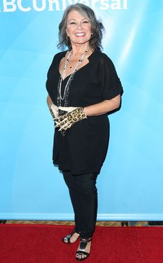 Roseanne Barr thank fans for weight loss congratulations