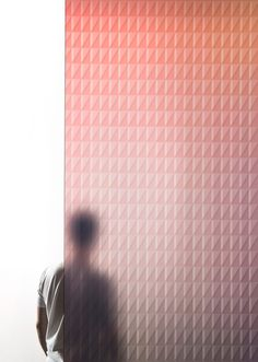Bouroullec brothers' glass panel collection is called Oblique and Chevron Interior Design Tips, Interior Styling, Ronan & Erwan Bouroullec, Chevron, Skyline Design, Laminated Glass, Decorating With Pictures, Glass Material, Glass Texture