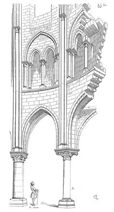 architecture church gothic history religion 2019 architecture church gothic history religion The post architecture church gothic history religion 2019 appeared first on Architecture Decor. Gothic Architecture Drawing, Architecture Antique, Cathedral Architecture, Plans Architecture, Classic Architecture, Amazing Architecture, Architecture Details, Business Architecture, Ancient Greek Architecture