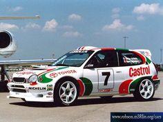 Toyota Corolla WRC: