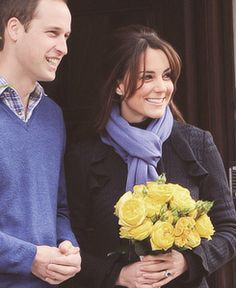 The pregnant Duchess of Cambridge smiled today as she left hospital after four days of treatment. December 6, 2012