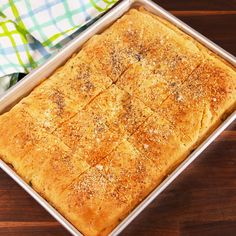 We love ourselves a good crescent dough hack, and this one is one of our faves. Look for dough you can buy as a full sheet (as opposed to the kind with perforated edges). It's not totally necessary, but it'll make things easier to assemble. Get the recipe Breakfast Items, Breakfast Bake, Breakfast Dishes, Hashbrown Breakfast, East Breakfast Ideas, German Breakfast, Breakfast Slider, Breakfast Cooking, Breakfast For A Crowd