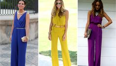 Espectaculares 5 Tips que te muestran como ir vestida a una boda de día o de noche