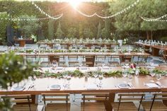 Los Angeles Wedding at The Fig House - MODwedding