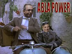 La Comisión Gestora™: The Abla Power!!