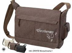 BaumwolltaschenCanvas Bag Nature: Wunschname