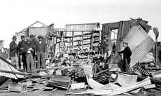 Destroyed Chinese Shop caused by the 1896 Dynamite Explosion in Braamfontein | Flickr - Photo Sharing!