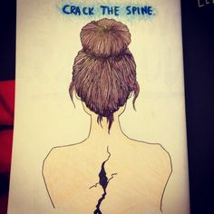 I want to do this with the crack from Doctor Who on the doctors back... Gonna need to brush up on my drawing skills