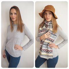 Před a Po: Kouzlo módních doplňků. Jak na to?