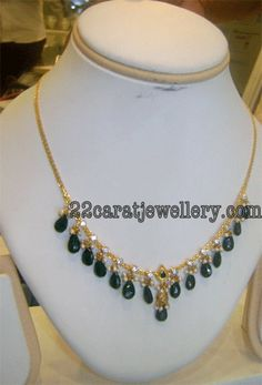 Jewellery Designs: Light Weight Affordable Jewellery