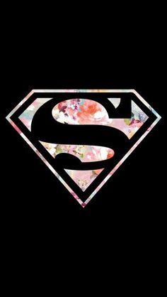 Imagen de superman, pink, and wallpaper