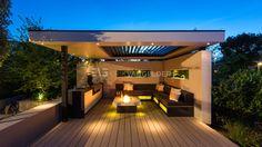 Gastenverblijven & Overkappingen - Erik van Gelder | Garden Design