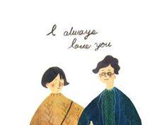 I always love you