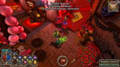Dungeon Defenders - Dia dos namorados.