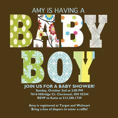 Baby Boy Babyshower Invite baby-shower-ideas