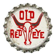 Old Red Eye, via Flickr.