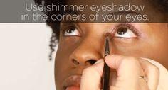 Este passo fácil deixará seus olhos mais brilhantes e chamativos. | 41 dicas de beleza que toda garota deve ter em seu arsenal