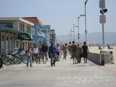 The Strand @ Hermosa Beach ~ one of my favorite places in the whole world!