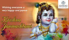 Happy Krishna Janmashtami smile emoticon