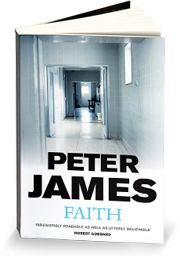 Crime novels by Peter James, Patron for Sussex Crimestoppers Committee