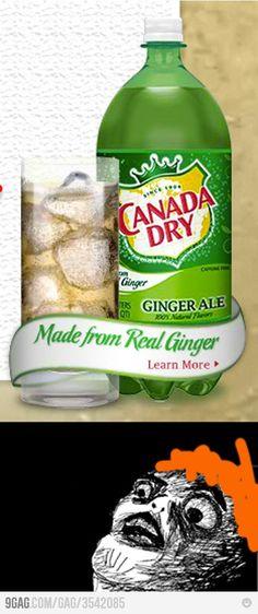 Some day ginger jokes will get old... but not yet