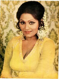 Bindu..the original vamp of Bollywood! The 'Hungama ho gaya' girl!