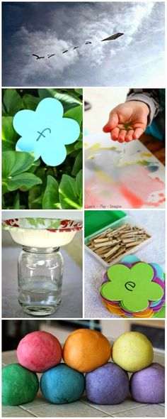 10 preschool activities for spring - hands on learning for kids