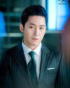 Drama Korea, Korean Drama, Deep Rooted Tree, Fated To Love You, Jung Il Woo, Male Eyes, Jang Hyuk, Asian Celebrities, Business Fashion